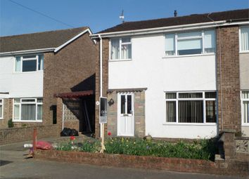 Thumbnail 3 bed semi-detached house to rent in Eagle Close, Caldicot, Monmouthshire