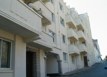 Thumbnail 1 bed flat for sale in Regent Road, St. Helier, Jersey