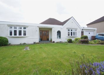 Thumbnail 4 bed detached bungalow for sale in Rutland Avenue, Sidcup, Kent
