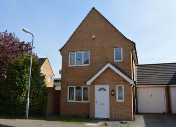 Thumbnail 3 bedroom link-detached house to rent in Baulmsholme Close, Southbridge, Northampton