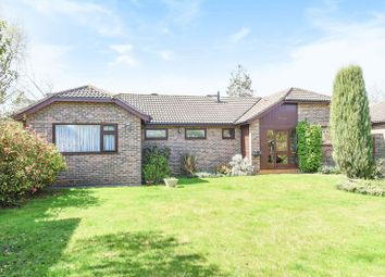 Thumbnail 4 bed detached bungalow for sale in Mill Close, Bookham, Leatherhead