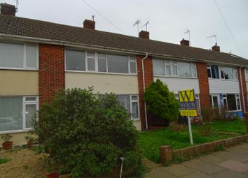 Thumbnail 3 bedroom terraced house to rent in Thesiger Road, Worthing