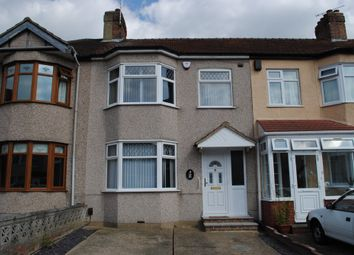 Thumbnail 3 bedroom terraced house for sale in Northdown Road, Hornchurch