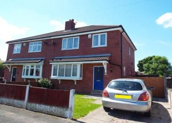 Thumbnail 3 bed semi-detached house to rent in Greenwood Avenue, Pemberton, Wigan
