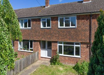 Thumbnail 3 bed terraced house for sale in Felborough Close, Chilham