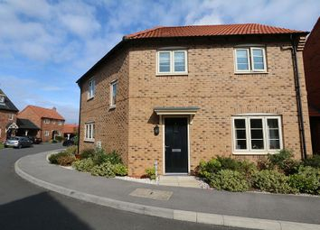 Thumbnail 3 bed detached house for sale in Baker Avenue, Gringley-On-The-Hill, Doncaster, Nottinghamshire