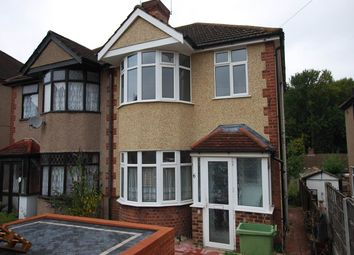 Thumbnail 3 bed property to rent in Matfield Road, Belvedere, Kent
