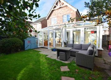 Thumbnail 3 bed detached house for sale in Wheatdale Road, Ulleskelf, Tadcaster