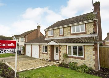 4 bed detached house for sale in Manor Bridge Court, Tidworth SP9