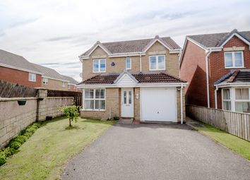 Thumbnail 4 bed detached house for sale in Petrel Way, Dunfermline