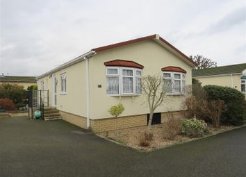 Thumbnail 2 bedroom mobile/park home for sale in New Orchard Park, Littleport, Ely