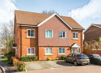Thumbnail 1 bed flat for sale in Hindmarch Crescent, Hedge End, Southampton