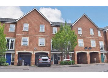 Thumbnail 3 bed town house for sale in Downland Walk, Chatham
