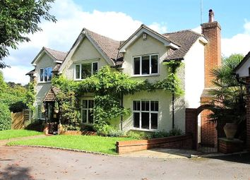Thumbnail 4 bed detached house to rent in Turners Hill Road, East Grinstead