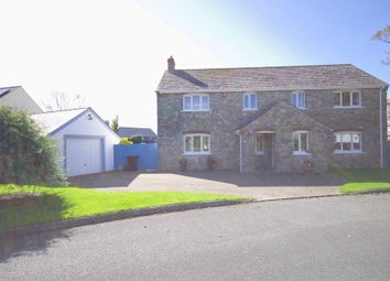 Thumbnail 5 bed detached house for sale in Spencer Close, Jameston, Tenby