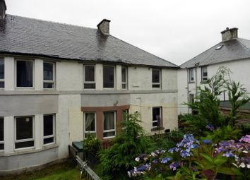 2 bed flat for sale in 18 Longhill Terrace, Rothesay, Isle Of Bute PA20