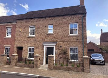 Thumbnail 3 bed semi-detached house for sale in Fernacre Road, East Wichel, Swindon