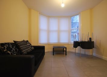Thumbnail 1 bed flat to rent in Shirley Road, Cardiff