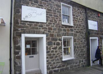 Thumbnail Retail premises to let in High Street, Narberth, Pembrokeshire