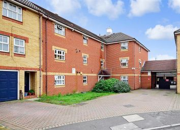 Thumbnail 2 bed flat for sale in Lupin Crescent, Ilford, Essex