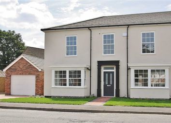 Thumbnail 4 bed property for sale in Howe Lane, Goxhill, Barrow-Upon-Humber