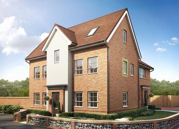 "Thumbnail 4 bed semi-detached house for sale in ""Hesketh"" at Kentidge Way, Waterlooville"