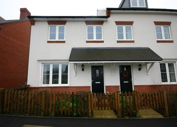 Thumbnail 2 bed semi-detached house to rent in Savernake Way, Fair Oak, Eastleigh