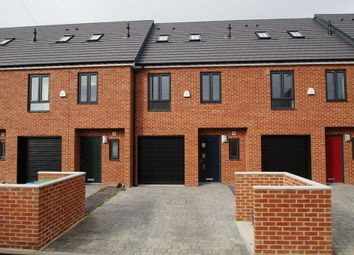 Thumbnail 4 bed terraced house for sale in Hallgarth Street, Sherburn Village, Durham