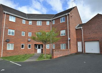 Thumbnail 2 bed flat for sale in Boatman Drive, Etruria, Stoke On Trent