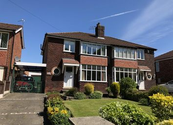 Thumbnail 3 bedroom semi-detached house for sale in Marple Road, Offerton, Stockport