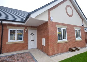 Thumbnail 2 bed semi-detached bungalow for sale in Dover Road, Blackpool