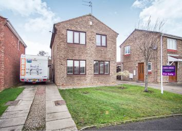 Thumbnail 3 bed detached house for sale in Brafferton Close, Newton Aycliffe