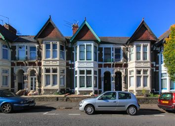 Thumbnail 1 bedroom flat to rent in Shirley Road, Roath, Cardiff