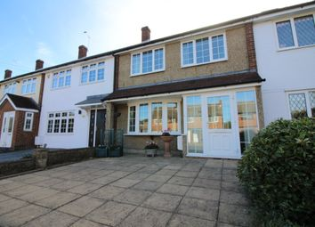 Thumbnail 3 bed terraced house for sale in Goffs Crescent, Goffs Oak, Hertfordshire