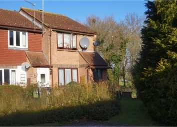 Thumbnail 2 bed end terrace house for sale in Larchwood, Bishop's Stortford