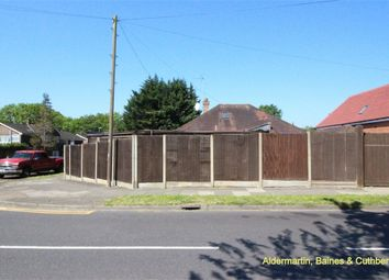 Thumbnail Detached bungalow for sale in Park Road, New Barnet, Hertfordshire
