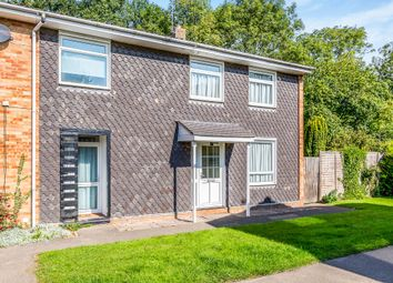 Thumbnail 3 bedroom end terrace house for sale in Whitethorns, Newport Pagnell