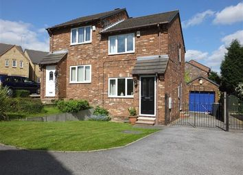 Thumbnail 2 bed semi-detached house to rent in Orchard Way, Brinsworth, Rotherham