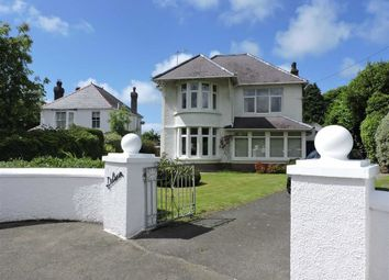 Thumbnail 4 bed property for sale in Dinas Cross, Newport