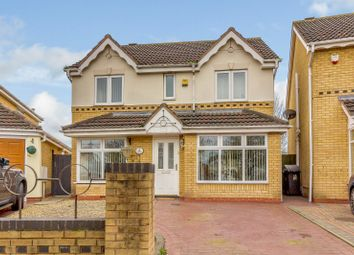 Thumbnail 4 bedroom detached house for sale in Constantine Way, Bilston