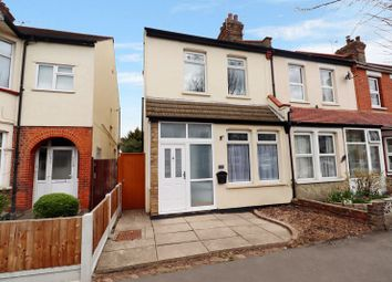 Thumbnail 3 bed end terrace house for sale in South Avenue, Southend-On-Sea
