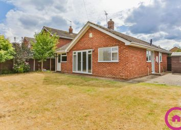 Thumbnail 3 bed detached bungalow for sale in Warren Close, Churchdown, Gloucester