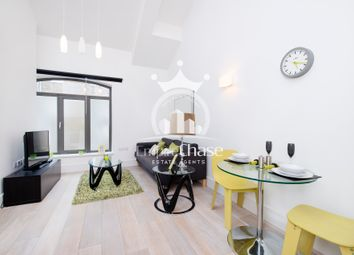 Thumbnail 1 bed flat to rent in The Glassmills, Hamlet Gardens, London