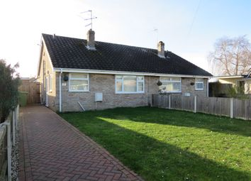 2 bed semi-detached bungalow for sale in Timothy Close, Norwich NR1