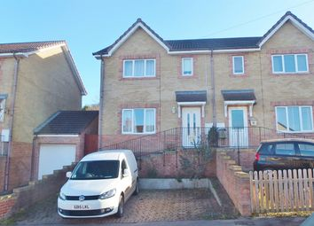 Thumbnail 3 bed semi-detached house for sale in School Road, Joys Green, Lydbrook, Gloucestershire