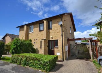 Thumbnail 2 bed semi-detached house for sale in Hambleton Grove, Emerson Valley, Milton Keynes, Buckinghamshire