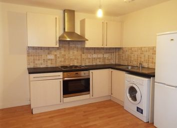 Thumbnail 1 bed flat to rent in Orton Road, Leicester