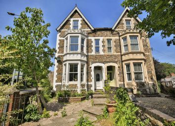 Thumbnail 5 bed semi-detached house for sale in Llantrisant Road, Llandaff, Cardiff