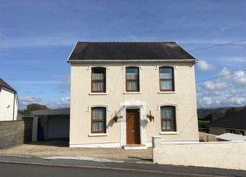 Thumbnail 3 bed detached house for sale in 242 Heol Y Meinciau, Pontyates, Llanelli, Carmarthenshire