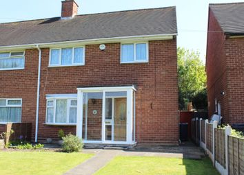 Thumbnail 3 bed semi-detached house for sale in Old Oscott Hill, Great Barr, Birmingham